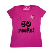 60th Birthday 60 Rocks Womens T Shirt