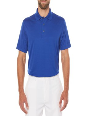 Ben Hogan Men's and Big Mens Performance Short Sleeve Solid Polo shirt, up to size 5XL
