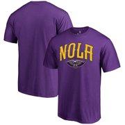 a89ba3b14e27 New Orleans Pelicans Fanatics Branded Mardi Gras Pride T-Shirt - Purple - L
