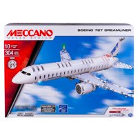 Meccano by Erector, Boeing 787 Dreamliner Model Building Kit