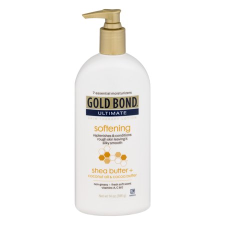 GOLD BOND® Ultimate Softening with Shea Butter Lotion 14oz