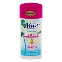 Church & Dwight Nair Glides Away Hair Remover Cream, 3.3 oz