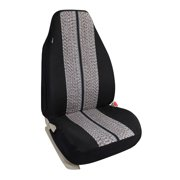 quality design 10b39 0224e Leader Accessories Saddle Blanket Front Bucket Seat Cover Universal Fits  Car trucks, SUV s and Sedans