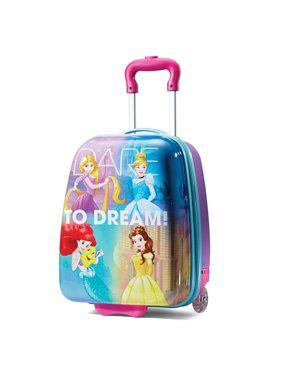 American Tourister Disney Princess 18'' Hardside Upright Luggage