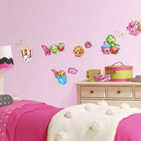 RoomMates Shopkins Peel and Stick Wall Decals