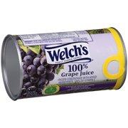 Welch's 100% Grape Juice, 11.5 fl oz