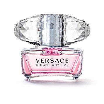 Versace Bright Crystal Mini Eau de Toilette Perfume for Women, 0.17 oz