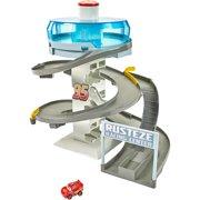 Disney/Pixar Cars Mini Racers Rust-eze Spinning Raceway Playset