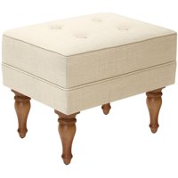 Better Homes & Gardens Colette Tufted Ottoman, Multiple Colors