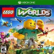 LEGO Worlds, Warner Bros, Xbox One