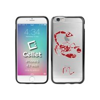 Cellet TPU/PC Proguard Case with Scorpio for Apple iPhone 6