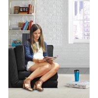Your Zone Flip Corner Chair, Multiple Colors
