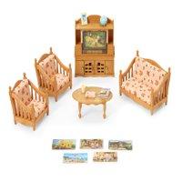 Calico Critters Comfy Living Room Set