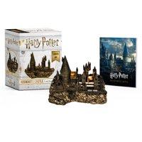 Harry Potter Hogwarts Castle and Sticker Book : Lights Up!