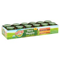 Earth's Best Organic Baby Food Stage 2, Very Veggie Variety, 4 Ounce (Pack of 12)