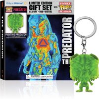 The Predator (2018) Limited Edition Gift Set (Blu-ray+DVD+Digital+Funko keychain) (WM Exclusive)