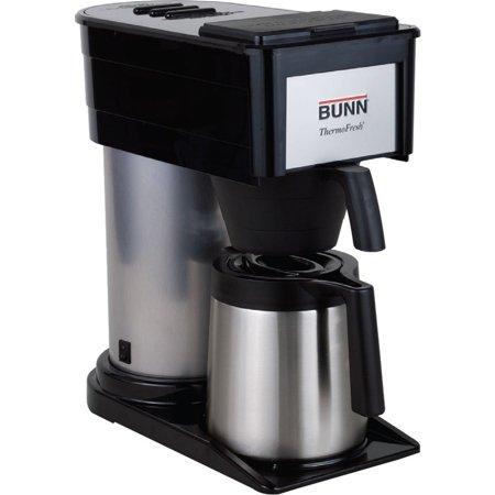 Bunn 10 Cup Thermofresh Home Brewer Walmart Com