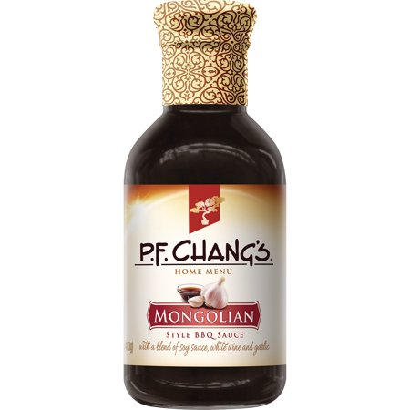 (2 Pack) P.F. Changâs Home Menu Mongolian Style BBQ Sauce, 14.2 Ounce