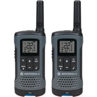 Motorola T200 Talkabout Radio, 2-Pack