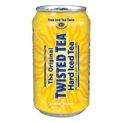 Boston Twisted Tea Original Flavored Beer, 12 pack, 12 fl oz