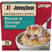 Jimmy Dean® Biscuit & Sausage Gravy Breakfast Bowl, 9 oz.