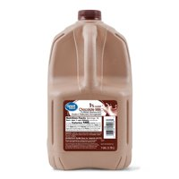 Great Value 1% Lowfat Chocolate Milk, 1 Gallon, 128 Fl. Oz.