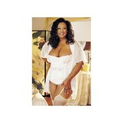 aaee05b80b9 Shirley of Hollywood Floral Tapestry Corset XX9001 White