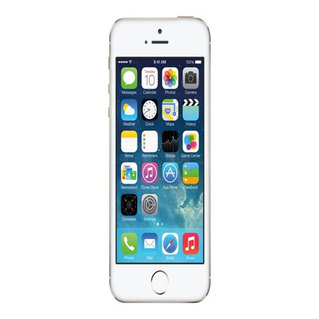 Refurbished Apple iPhone 5s 16GB, Gold - GSM](cheapest iphone 5 deals)