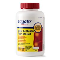 Equate Arthritis Pain Relief Extended Release Caplets, 650mg, 325Ct