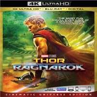 Thor: Ragnarok (Cinematic Universe Edition) (4K Ultra HD + Blu-ray + Digital)