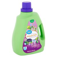 Great Value Ultimate Fresh Blooming Lavender Laundry Detergent, 64 loads, 100 fl oz