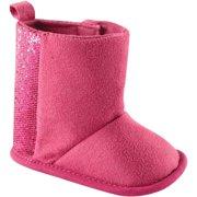 Newborn Baby Girls Sparkle Boots