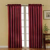 Eclipse Canova Thermal Energy-Efficient Rod Pocket Curtain Panel