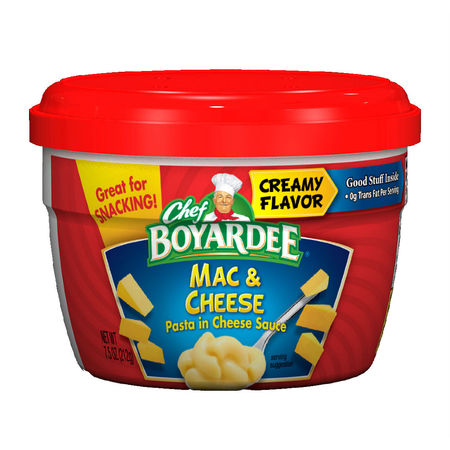 (8 Pack) Chef Boyardee Mac & Cheese, 7.5 Oz. (Chef Boyardee Cheese)