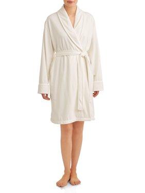 Thales Women's Jersey Spandex Robe