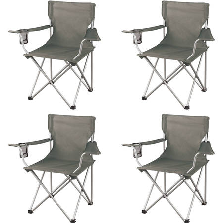 - Ozark Trail Classic Folding Camp Chairs, Set of 4