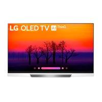 """LG 65"""" Class OLED E8 Series 4K (2160P) HDR Smart TV w/AI ThinQ - OLED65E8PUA"""
