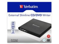 Verbatim Slimline CD/DVD Write