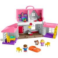 Little People Big Helpers Home, Pink