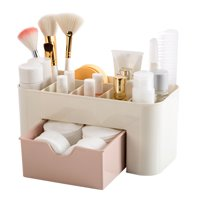 Makeup Storage Box Cosmetics Case Lipstick Small Box Desktop Organizer Jewelry Container Holder