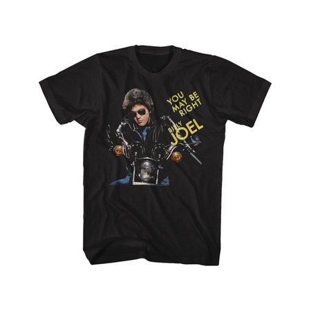 Billy Joel Music You May Be Right Adult Short Sleeve T Shirt](Joel Quenneville Halloween)