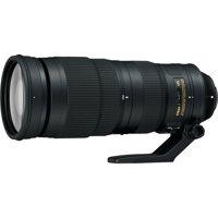 Nikon AF-S NIKKOR 200-500mm f/5.6E ED VR Lens - Black