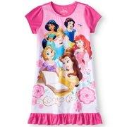 Girls  Disney Princesses Pajama Nightgown cab320a3e
