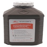 Hydrogen Peroxide, 16 oz. Bottle - 30869470610