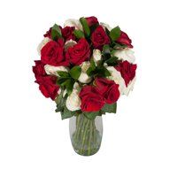 Deluxe Hold Me Closer Rose Bouquet