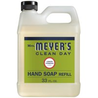 Mrs. Meyer´s Clean Day Hand Soap Refill, Lemon Verbena, 33 fl oz