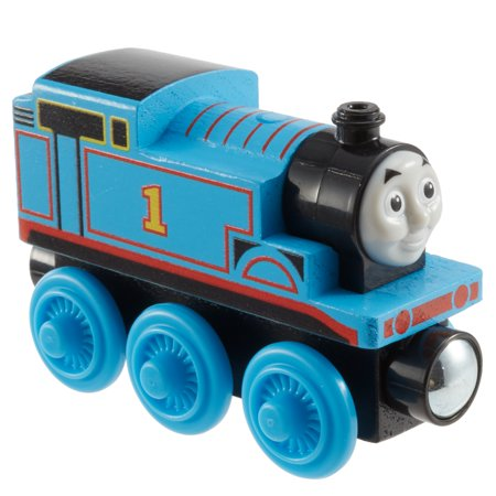 Thomas & Friends Wood Thomas Wooden Tank Engine (Landmark Wood Train Set)