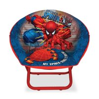 Marvel Spiderman Mini Saucer Chair, Available in Multiple Characters