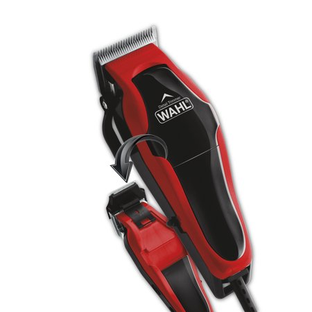 Wahl Clipper Clip 'n Trim 2 In 1 Hair Cutting Clipper/Trimmer Kit with Self Sharpening Blades