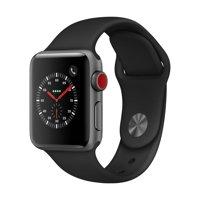 Apple Watch Series 3 - GPS+Cellular - Sport Band - Aluminum Case
